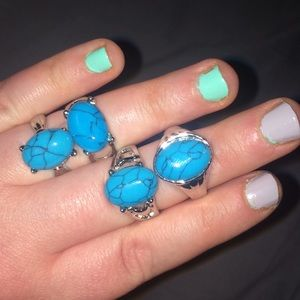 Jewelry - 🆕 Turquoise ring
